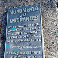 Monumento placa