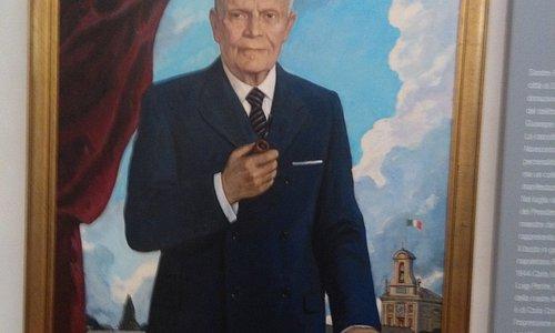 Ritratto del nostro indimenticato Presidente Sandro Pertini