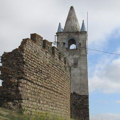 Muralhas Castelo Circular