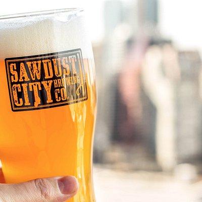 Fresh, award-winning beer.
