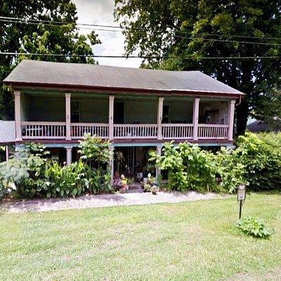 The Historic Chockley Tavern.