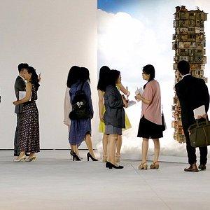 Nguyen Manh Hung's art work