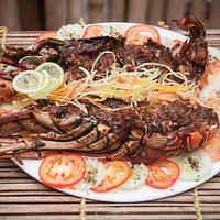 Lobster Indian Style