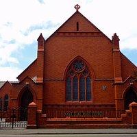 Nant Hall Road Presbyterian Church, Prestatyn