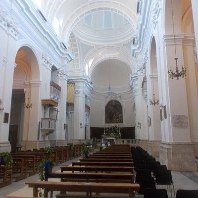 Cattedrale di Orte - Interno