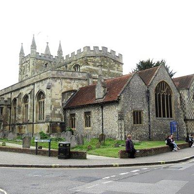 St Michael's Church - exterior