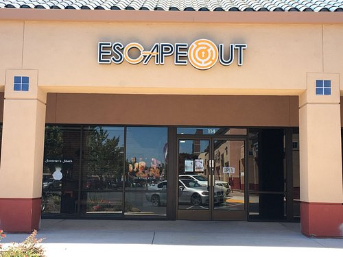 Folsom's EscapeOut entrance
