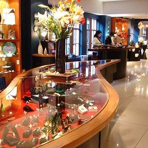 The Vault Design Store, a hidden gem in the heart of Wellington.