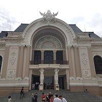 Ballet, Symphony Orchestra, Opera Ho Chi Minh