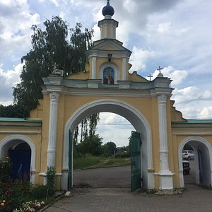 Церковь Гребневской иконы Божией Матери