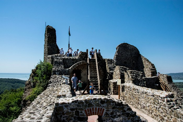 Szigligeti Vár / Szigliget Castle