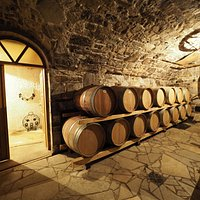 A Traditional Vipava Valley cellar.