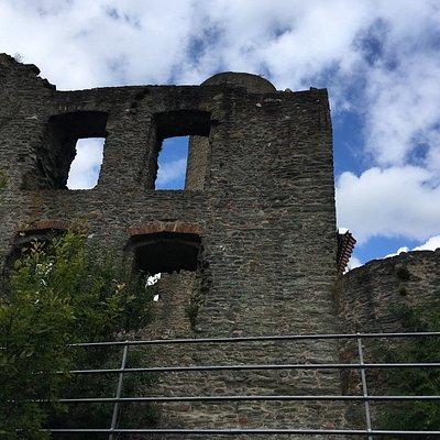 Burg Epstein fantastic view