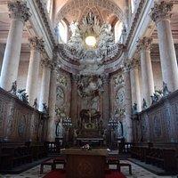 Eglise Notre-Dame de Guebwiller (choeur)