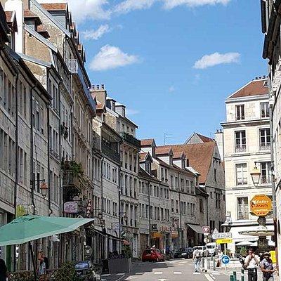 Besançon - quartier Battant