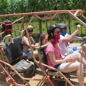 Buggy Excursion, awesome thrill