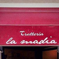 Trattoria La Madia - Entrata