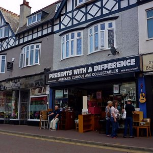 Presents With A Difference, Prestatyn