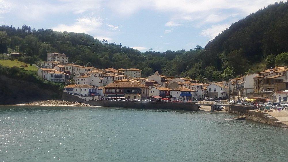 Bonito pueblo marinero