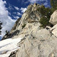 Rubicon Peak July 2017