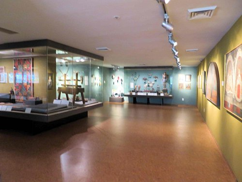 2nd level - Palice Gallery of Latin American Art