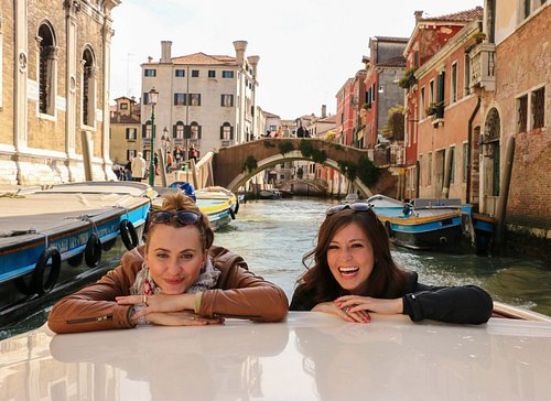 Venice Walking and Boat Tour