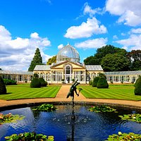 The Great Conservatory, Syon Park. Brentford