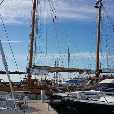Un bien beau bateau 🤗 une bien belle expérience et très accessible. Pour Tous. A voir absolumen