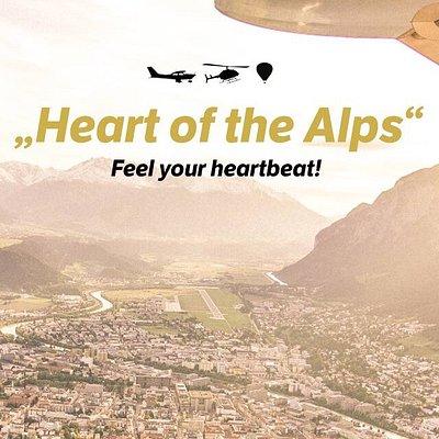 Adventure Flight Tours Innsbruck  www.alpenrundflug-erlebnis.com