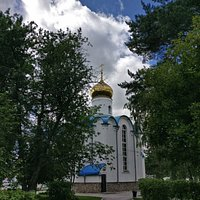 Храм в честь иконы Божией Матери Владимирская