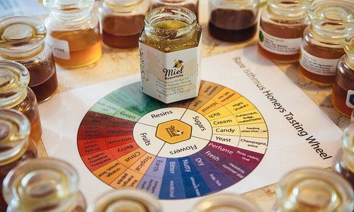 Try a vast range of biodiverse honey - unique in the world
