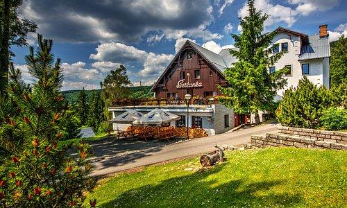 Horská chata Světlanka