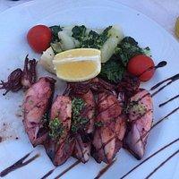 Fresh Squid (lovely and tender)