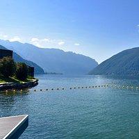 Il meraviglioso lago di Lugano