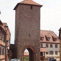 Dambach - Porte d'Ebersheim