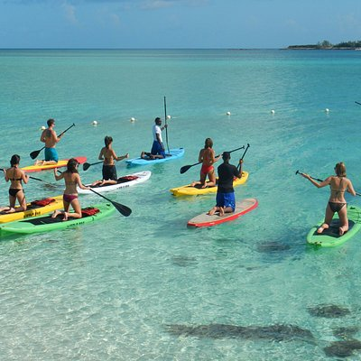 Group Paddle Tour