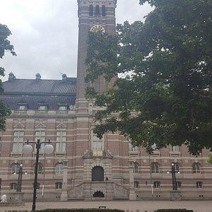 Norrköpings Rådhus Juli 2017