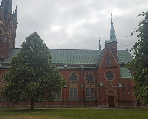 Matteus kyrka Norrköping  juli 2017