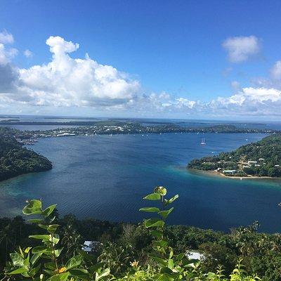 Views from Mt. Talau
