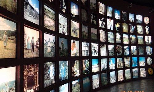 Una bienvenida al museo, con imágenes del Estado de México