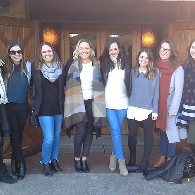 Ladies enjoying a Southern Highlands Wine Tasting Day Tour