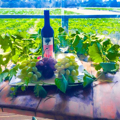 Bring a picnic and enjoy our wines on the Entopia Wines veranda overlooking the vineyard