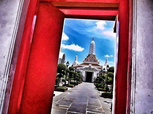 Unbekanntes Bangkok
