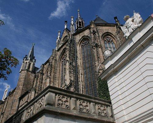 Die Schlosskirche des Residenzschlosses