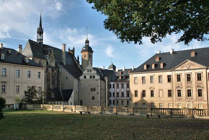 Schlosshof des Residenzschlosses