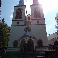 Fasada kościoła