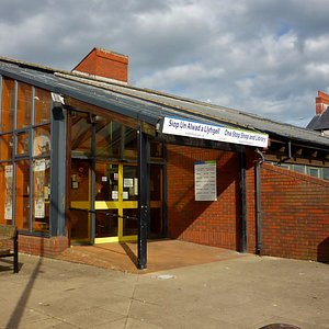 Rhyl Library, Museum & Arts Centre