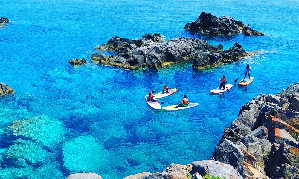 Paddleboard safari - Brusnik island, close to Vis