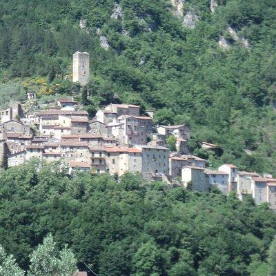 Castel Sant'Angelo al km.90 della Salaria
