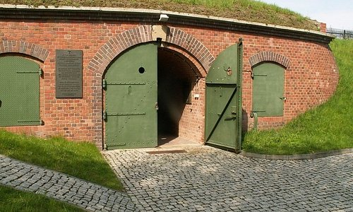 Eerste gaskamer Fort VII